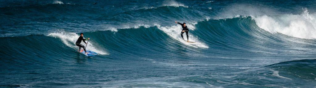 Surfing & yoga retreat